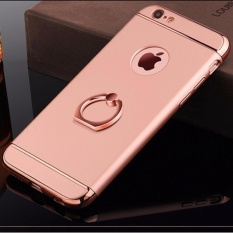 VND 171.000 3 In 1 Ultra Slim Metal Hybrid Anti-skidding Hard Back Case Cover With Ring Kickstand ...