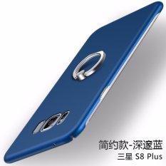 360 Cai Full Bady Bảo Vệ Nắp Lưng Co Nhẫn Ốp Lưng Danh Cho Samsung Galaxy Samsung Galaxy S8 Plus Xanh Dương Quốc Tế Oem Chiết Khấu 40