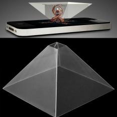 Hình ảnh 3D Toàn Phương Màn Hình Kim Tự Tháp Máy Chiếu Video Cho 3.5-6.5