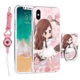 Bán 3D Giảm In Ro Rang Mềm Tpu Cho Iphone X Hoa Văn 12 Quốc Tế Trực Tuyến Trung Quốc