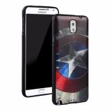 Bán 3D Slim Stereo Giảm Tranh Silicon Tpu Ốp Điện Thoại Danh Cho Samsung Galaxy Note 3 Quốc Tế Rẻ