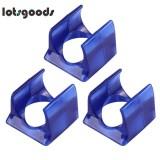 3pcs 3D Printer Parts Injection Molding E3D V6 3010 Cooling Fan Cover Case - intl