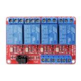4 kênh 12 v Module Relay với Optocoupler H/L Nước Triger-quốc tế