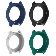 Hình ảnh 4 cái Các Loại Màu Silicone Bảo Vệ Bao Da Bảo Vệ Vỏ chống bụi Chống trầy xước Phụ Kiện cho Samsung Gear s3 Cổ Điển-quốc tế