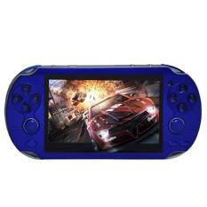 Hình ảnh 4.3 ''PSP Di Động Chơi Game Cầm Tay 300 Trò Chơi Tích Hợp Camera Video Xanh Dương-quốc tế
