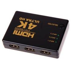 Hình ảnh 4 k 2 k 3in 1out Bộ chia kênh HDMI Switcher TV Ultra HD choMáy tính doanh nghiệp HDTV