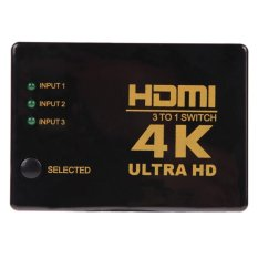 Mua 4K 2K 3In 1Out Hdmi Switch Hub Splitter Tv Switcher Ultra Hd For Hdtv Pc Hà Nội
