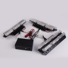 54leds Car Boat Vehicle Strobe 3 Flash Mode Light Warning Bulbs Lamp Red (intl) By Crystalawaking.