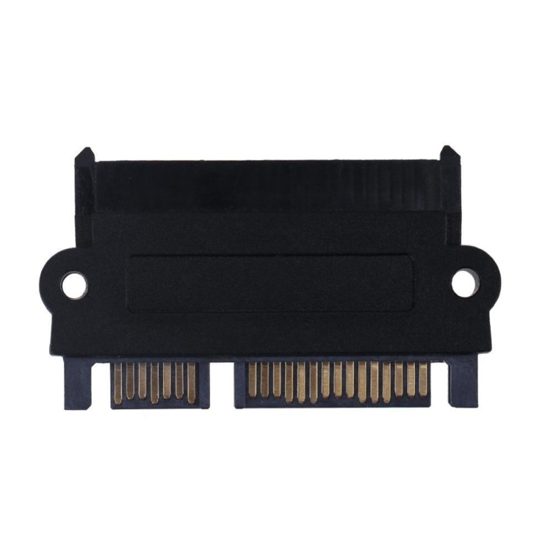 Bảng giá 5Gbps SFF 8482 SAS to SATA 180 Degree Angle Adapter Converter Straight Head - intl Phong Vũ