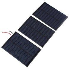 Hình ảnh 5 v 160mA Mini Lượng Mặt Trời Pin sạc sạc Module DIY Tế Bào xe-quốc tế