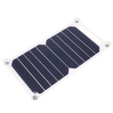 5 v Năng lượng mặt trời Sạc Bảng Điều Khiển USB Sạc Du Lịch Thông Minh Cho Điện Thoại Máy Tính Bảng-intl