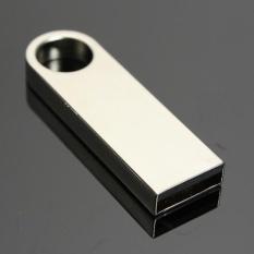 Hình ảnh 64GB USB 2.0 Metal Flash Drive Memory Stick Storage Thumb Pen U Disk Key Ring - intl