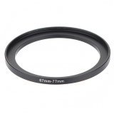 Bán 67 77Mm 67Mm 77Mm 67 To 77 Metal Step Up Lens Filter Ring Stepping Adapter Black Intl Trực Tuyến