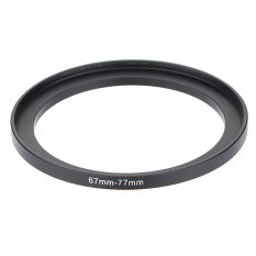 Bán 67 77Mm 67Mm 77Mm 67 To 77 Metal Step Up Lens Filter Ring Stepping Adapter Black Intl Nhập Khẩu