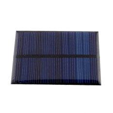 6 v 0.6 wát Bảng Điều Khiển Năng Lượng Mặt Trời Poly Module DIY Sạc pin Nhỏ Cho Đèn Pin Điện Thoại-quốc tế
