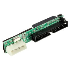 Hình ảnh 7+15P Female SATA SSD HDD Hard Drive To IDE 3.5'' 40 Pin Male Converter Adapter - Intl - intl