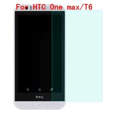 Giá Bán 9H Tempered Steel Glass Ultra Thin Hd Scratch Proof Film Screen Protective For Htc One Max T6 Intl Oem Trung Quốc