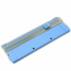 Hình ảnh A4/A5 Precision Paper Card Art Trimmer Photo Cutter Cutting Mat Blade Ruler UK - intl