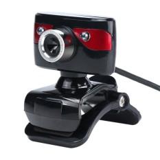 Dreamall A886 USB 12.0 Megapixel Camera Web Cam có Mic Hỗ Trợ Tầm Nhìn Ban Đêm cho MÁY TÍNH-quốc tế