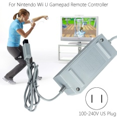 Giá Bán Rẻ Nhất Ac Power Supply Adapter Charger For Nintendo Wii U Gamepad Remote Controller Intl