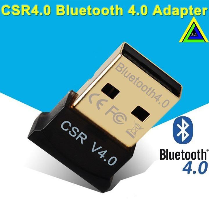 Giá Adapter Bluetooth Ver. 4.0 cho PC và Laptop, usb bluetooth cho máy tính, thiết bị tạo bluetooth cho máy tính, dongle, usb bluetoth dongle