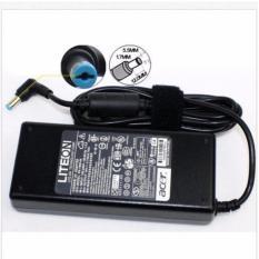 Bán Mua Trực Tuyến Adapter Dung Cho Laptop Acer 19V 4 7A Mau Đen