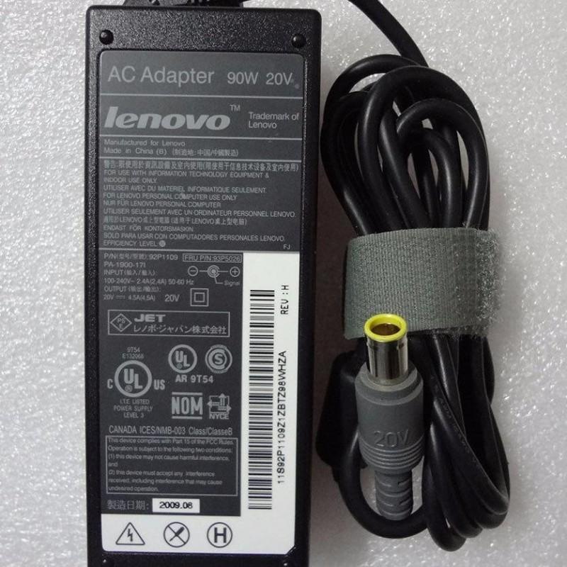Bảng giá Adapter LENOVO 20V - 4.5A / Đầu Kim Original Phong Vũ