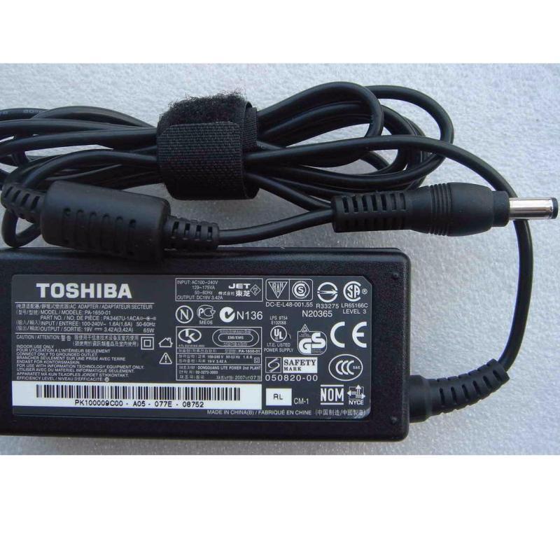 Bảng giá Adapter TOSHIBA 19V - 3.42A / Original Phong Vũ