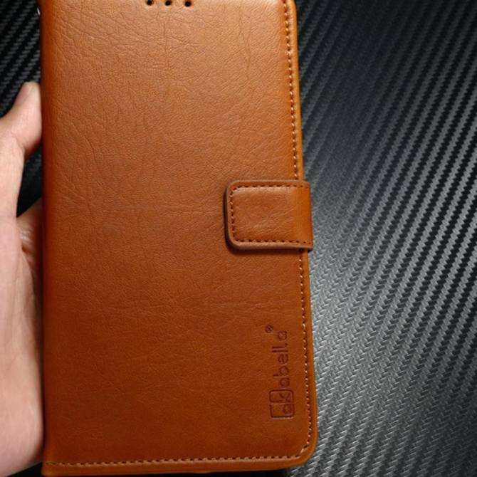 AKABEILA Leather Wallet Phone Case for Wiko Lenny 3 Jerry