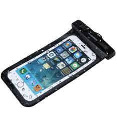 Alloyseed Tướng Chống Nước Tui Chống Nước Phu Hợp Với 4 Đến 5 8 Inch Điện Thoại Cho Iphone 7 6 S Plus 6 Plus 6 S 6 5 S 5 5C 4 S 4 Danh Cho Samsung Galaxy Samsung Galaxy S7 S6 Edge S5 V V Đen Quốc Tế Trong Trung Quốc