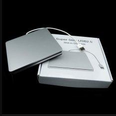 Hình ảnh Hộp Ổ Ghi DVDRW DVD Ngoài Cổng USB 2.0 Dành Cho Máy Tính Xách Tay Allwin-Quốc Tế