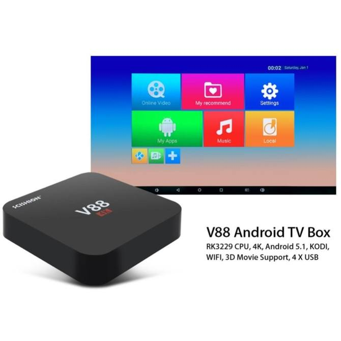 Hot Kitchen Restaurant Hotel Service Steel Bell Ring Reception Desk Call Ringer. Source · Aluo V88 Android TV Box - RK3229 CPU, 4K, Android 5.1, KODI,