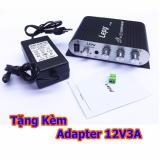 Bán Am Li Mini Super Bass Lp 838 Kem Adapter 12V3A Người Bán Sỉ