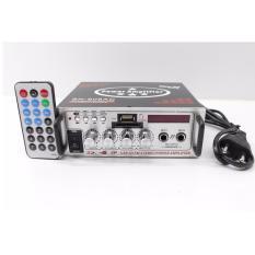 Ampli SN-808AC 12V/220V 180W+180W - Audio (Đen)