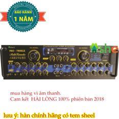 Giá Bán Amply Bluetooth Ap 7800Lx Sheel Loại 1 Mới