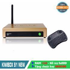 Mua Andoroid Tv Box Kiwibox S1 New 2017 Chuột Bay Ubk500 Rẻ Hà Nội