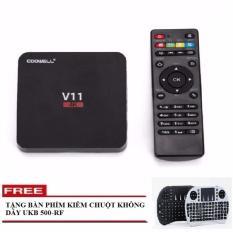 Giá Bán Android Box Coowell V11 Full 4K Rk3229 Tặng Ban Phim Kiem Chuột Khong Day Ukb 500 Rf Nguyên