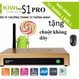 Mua Android Box Kiwi S1 New 2017 Tặng Chuột Wifi Mới Nhất
