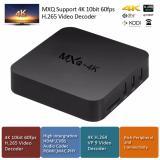 Android Box Mxq 4K Thế Hệ Mới Cho Tivi 4K Mới Nhất