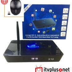 Bán Android Box Vinabox X10 Tặng Chuột Khong Day Rẻ Nhất