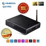 Ôn Tập Trên Android Tivi Box 4K Ultra Hd Himedia Q10 Pro Tặng Tai Khoản Kodi Hdplay