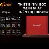 Android Tivi Box Mạnh Nhất Chinh Hang T95U Agol Chiết Khấu 40