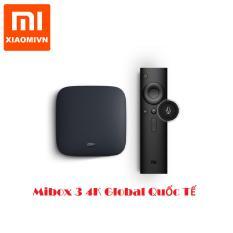 Ôn Tập Tốt Nhất Android Tivi Box Mibox 4K Global Quốc Tế Tiếng Việt