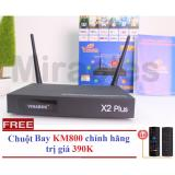 Giá Bán Rẻ Nhất Android Tivi Box Vinabox X2 Plus Version 2 New 2017 Tặng Chuột Bay Km800 Trị Gia 390K Phan Phối Bởi Miracles Company