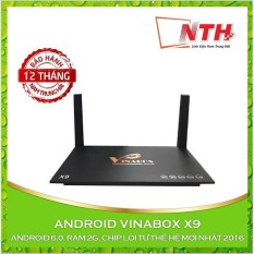 [ ANDROID 7.1.2] Android Tivi box Vinabox X9