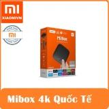 Chiết Khấu Android Tivi Box Xiaomi Mibox 3 4K Global Quốc Tế Tiếng Việt Phan Phối Chinh Hang