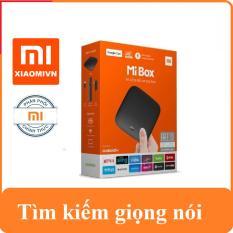 Bán Android Tivi Box Xiaomi Mibox 4K Global Quốc Tế Tiếng Việt Hang Phan Phối Chinh Thức Trực Tuyến Hồ Chí Minh