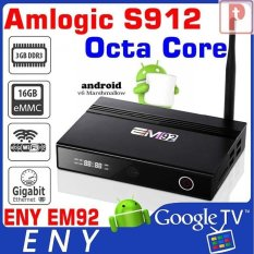 Bán Android Tv Box Android Tv Box Em92 Pt15 Nhập Khẩu