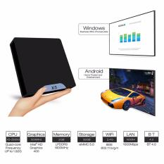 Bán Android Tv Box Chip Intel Z8350 Hỗ Trợ Android Window 10 Hồ Chí Minh