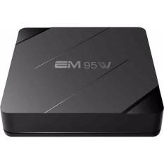 Hình ảnh Android tivi Box Enybox EM95W xem phim 4K, chip Amlogic S905W, Android 7.1.2 mới nhất hiện nay
